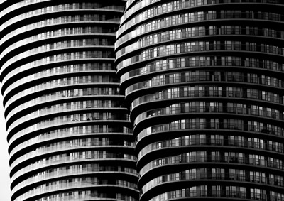 Absolute Towers, Marilyn Monroe Towers Toronto