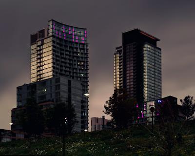 Concord City Place buildings Toronto