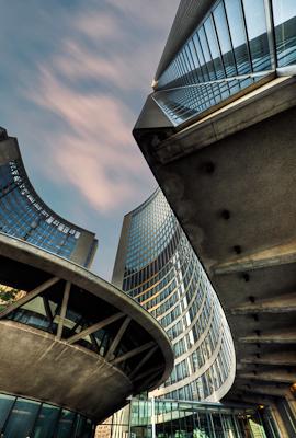 Toronto City Hall Exterior