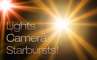 Starburst Lens Flare in Photoshop