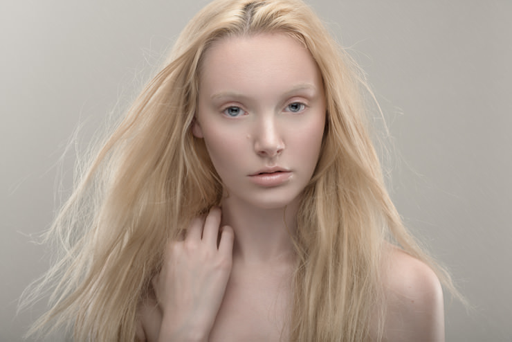 Beauty Portrait, Zoe (B&M Models), Toronto