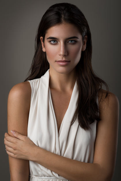 Andrea Spot 6, Fashion Portrait, Toronto
