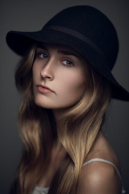 Marina, Spot 6, Model Portrait, Toronto