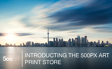 500px Art Print Store