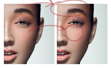How to Reduce Harsh Texture and Pores Feature
