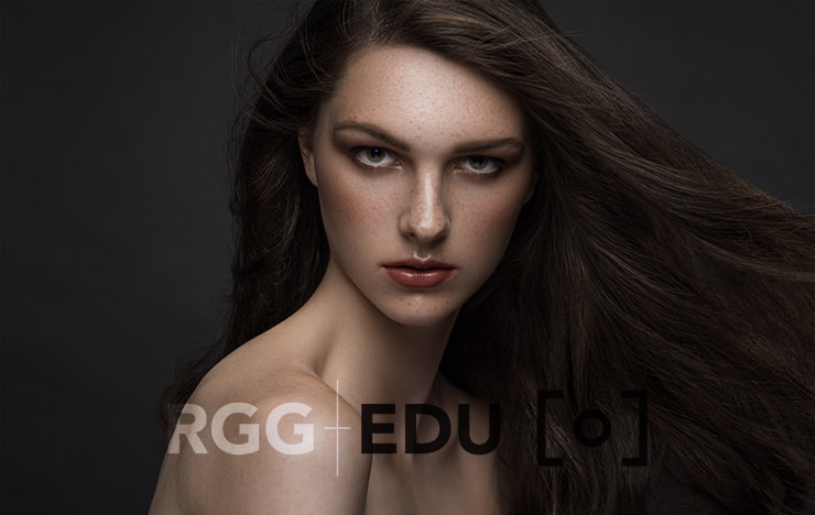 RGG EDU Michael Woloszynowicz Fashion Beauty Portraiture Retouching and Photography